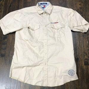 Vintage Tommy Hilfiger Size XL Button Down
